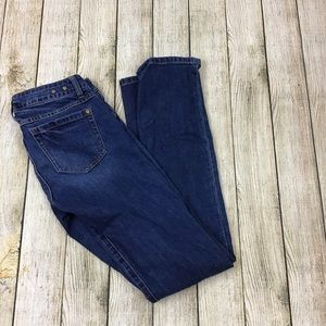 Cabi Low Rise Skinny Jeans